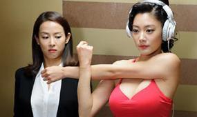 섹시 아이콘 클라라, 배우 재도약 가능할까?